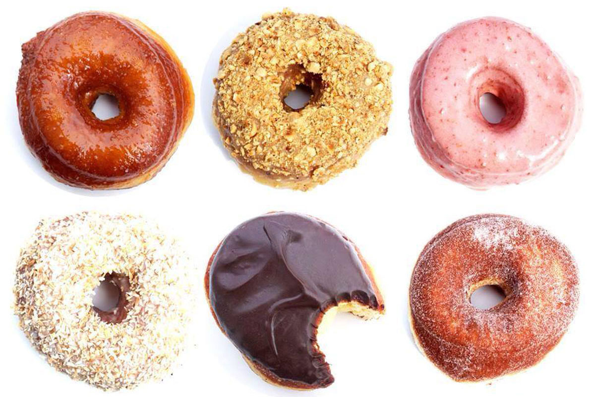Doughnuts from Union Square Donuts