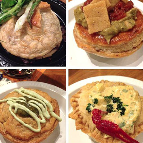 Dundee Pie Challenge