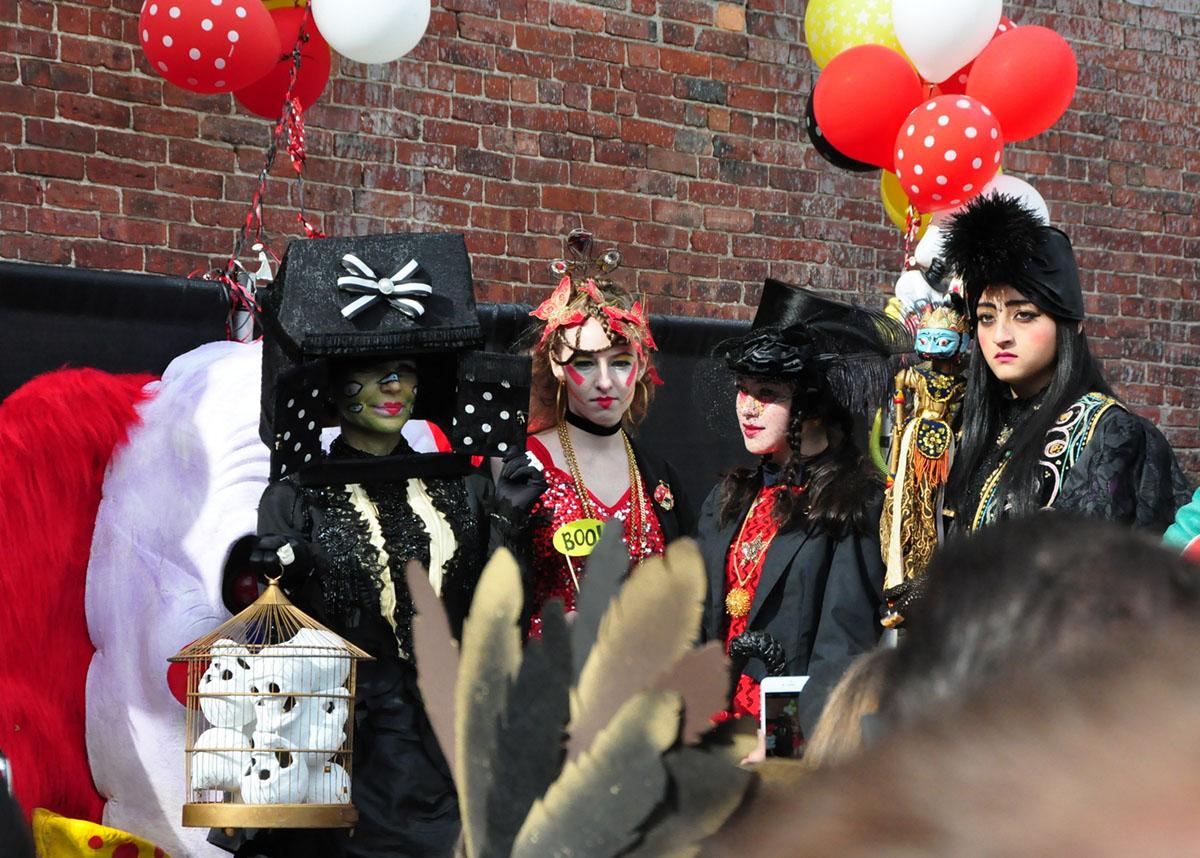 Halloween Events in Boston 2015