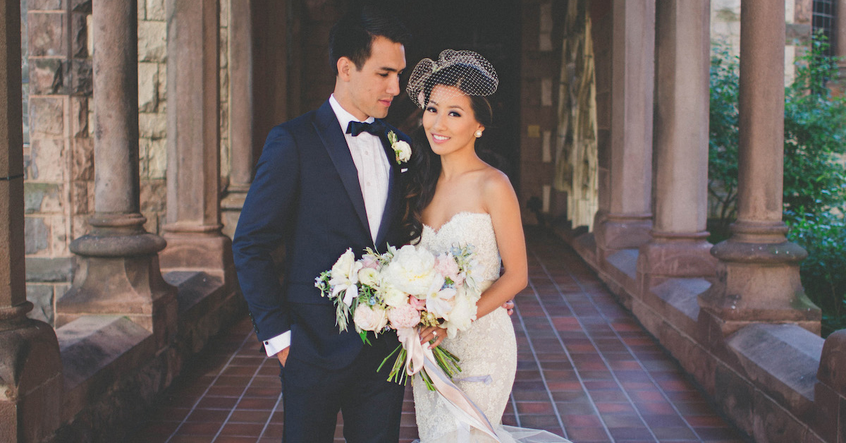 Real New England Wedding: Jean Wang & Nicholas Nelson