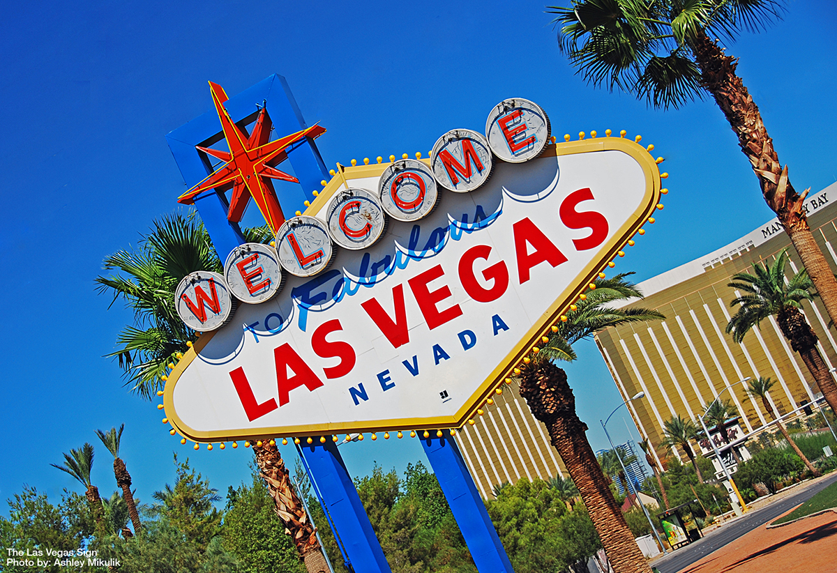 Welcome to Fabulous Las Vegas by WriterGal39 via Flickr/Creative Commons