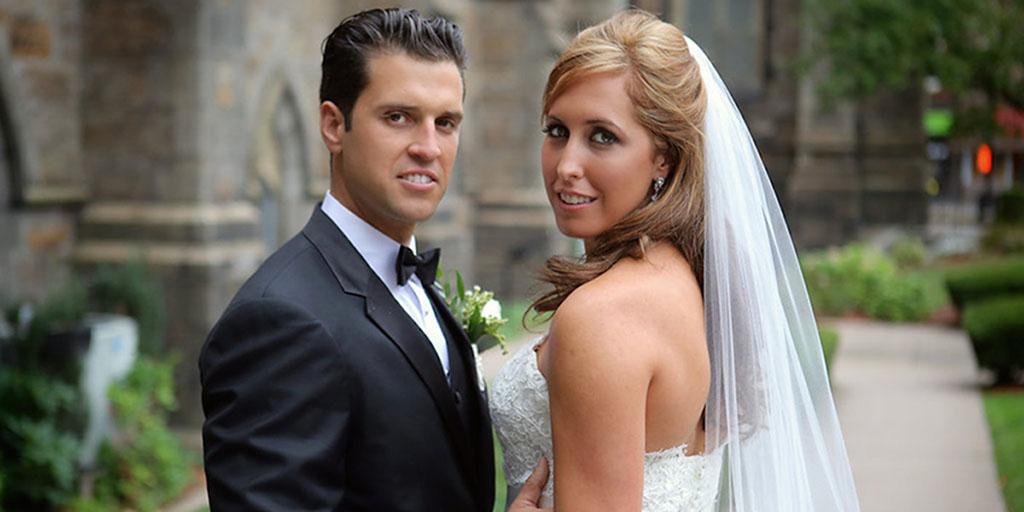 Real Weddings Boston: Real New England Wedding: Jenna Montilio & Rob Susi