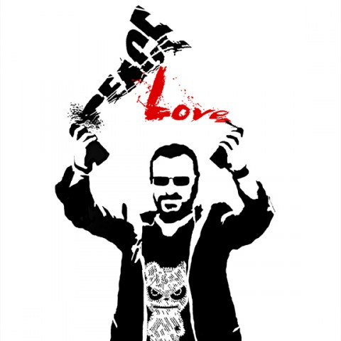 Peace and Love - Ringo Starr