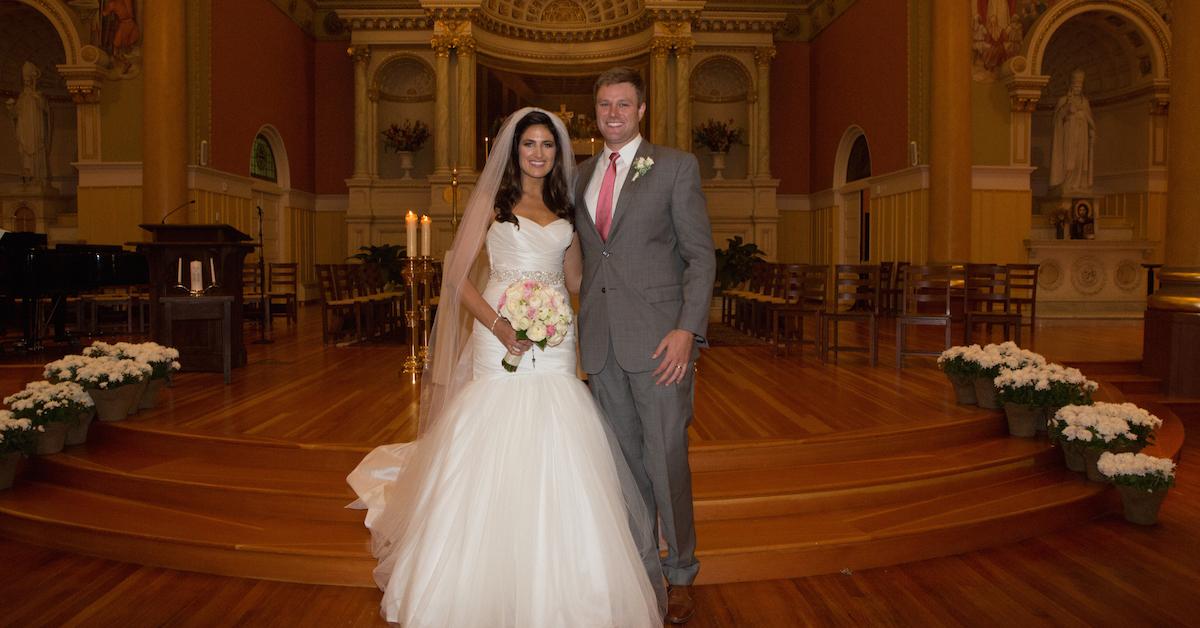 Real Weddings Boston: Real New England Wedding: Jacquelyn Paul & Hal Munger