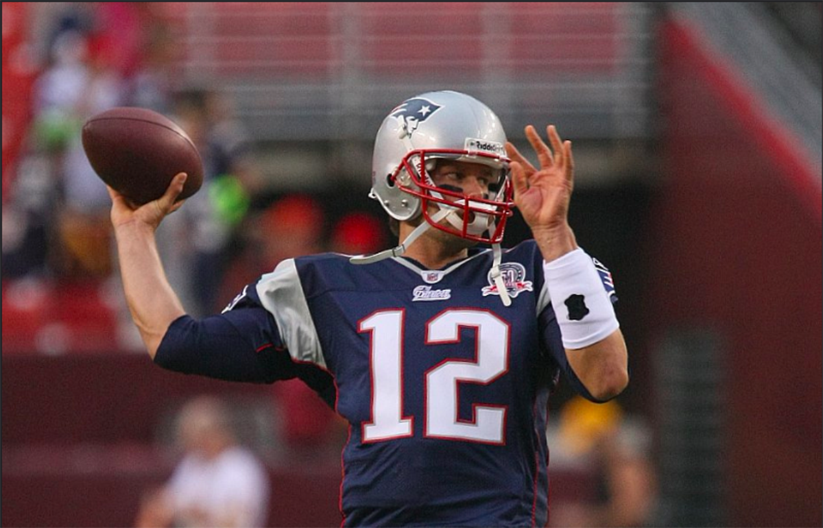Tom Brady by Keith Allison on Flickr/Creative Commons