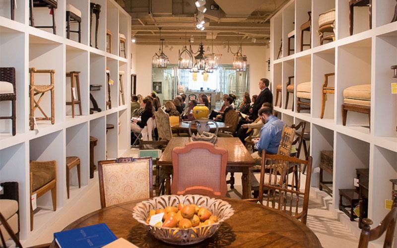 . The Design Center Hosts Boston Design Market