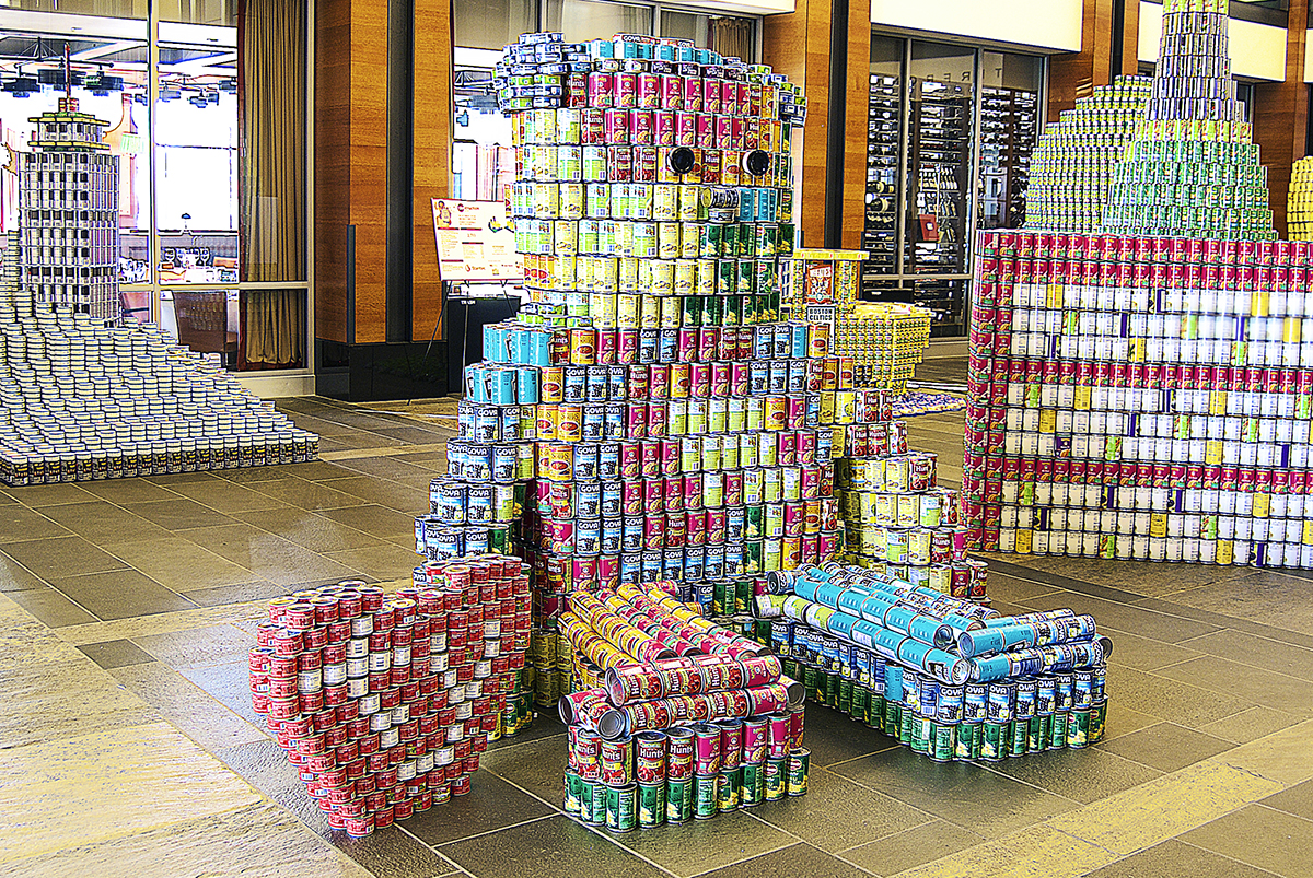 canstruction 2015 boston bsa space