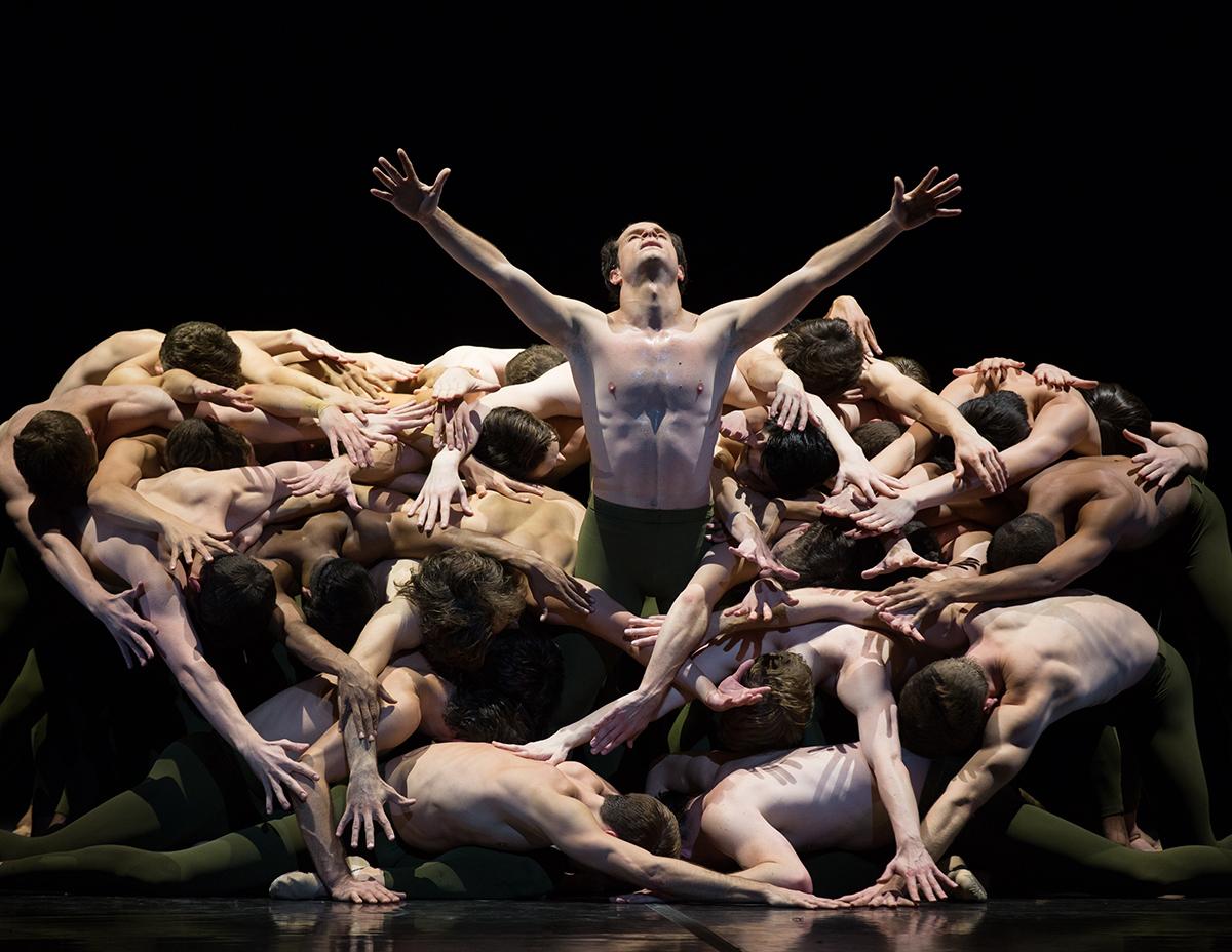 boston ballet third symphony of gustav mahler