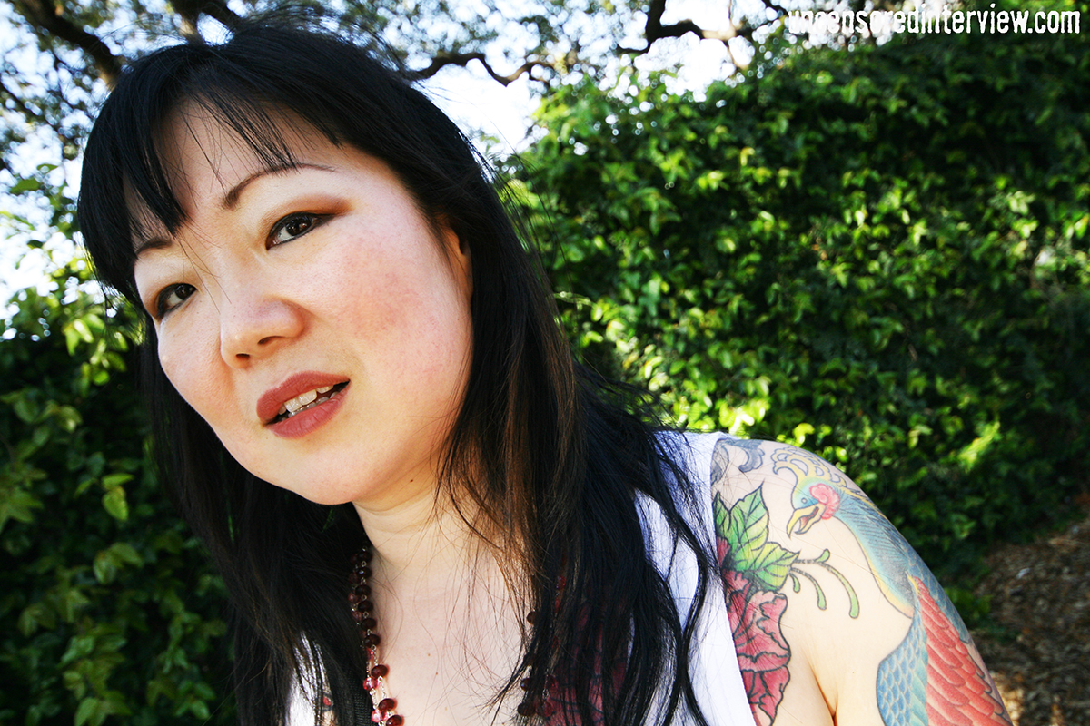 Margaret Cho by Uncensored Interview via Flickr.