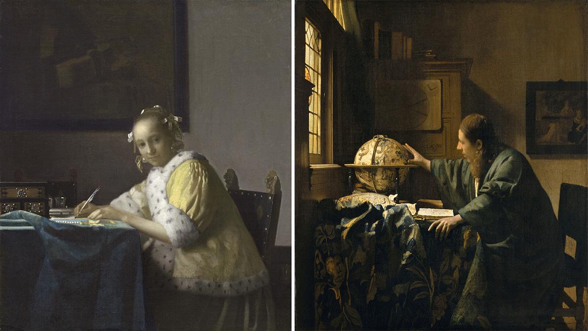 mfa class distinctions dutch paintings