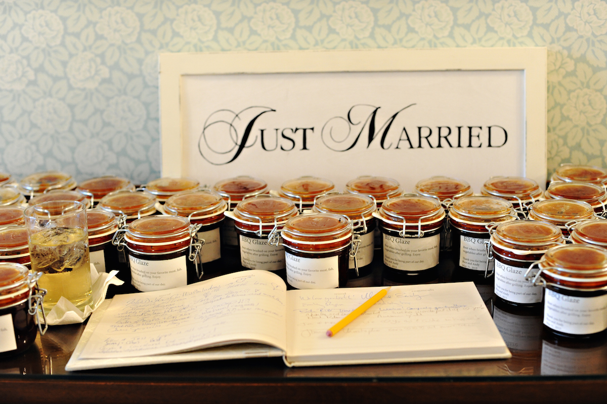 Spice Up Your Wedding Favors Boston Magazine
