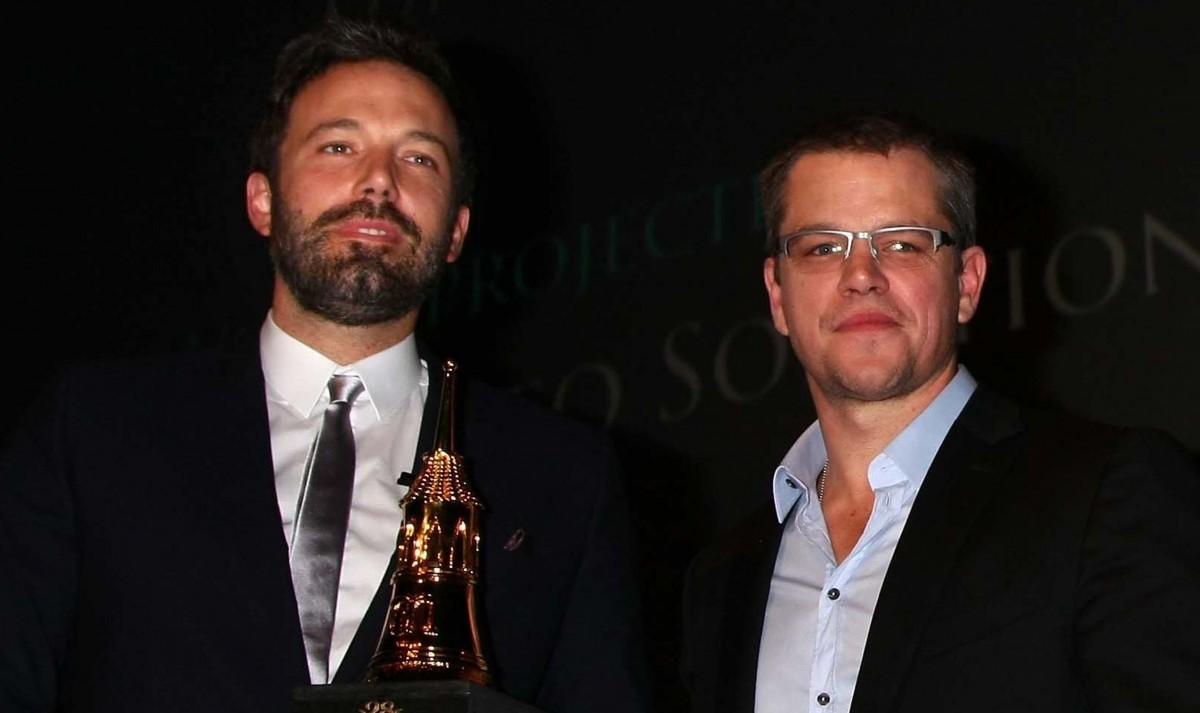 Ben Affleck and Matt Damon Photo by: s_bukley /