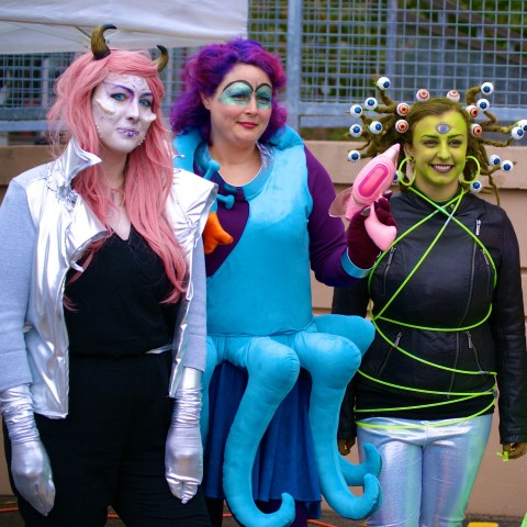 A Selection of Costumes