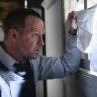 """Worst Case Scenario"" -- Frank grows concerned that a threat to New York City may be imminent following a terrorist attack in the Middle East, on the sixth season premiere of BLUE BLOODS, Friday, Sept 25 (10:00-11:00 PM, ET/PT) on the CBS Television Network. Pictured:  Donnie Wahlberg as Danny Reagan. Photo: Giovanni Rufino/CBS ©2015 CBS Broadcasting Inc. All Rights Reserved."