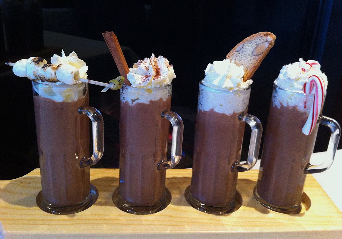 Boston's Best Hot Chocolate 2015