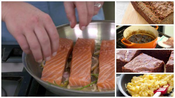 America's Test Kitchen's 100 Recipes