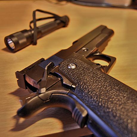 Handgun sq