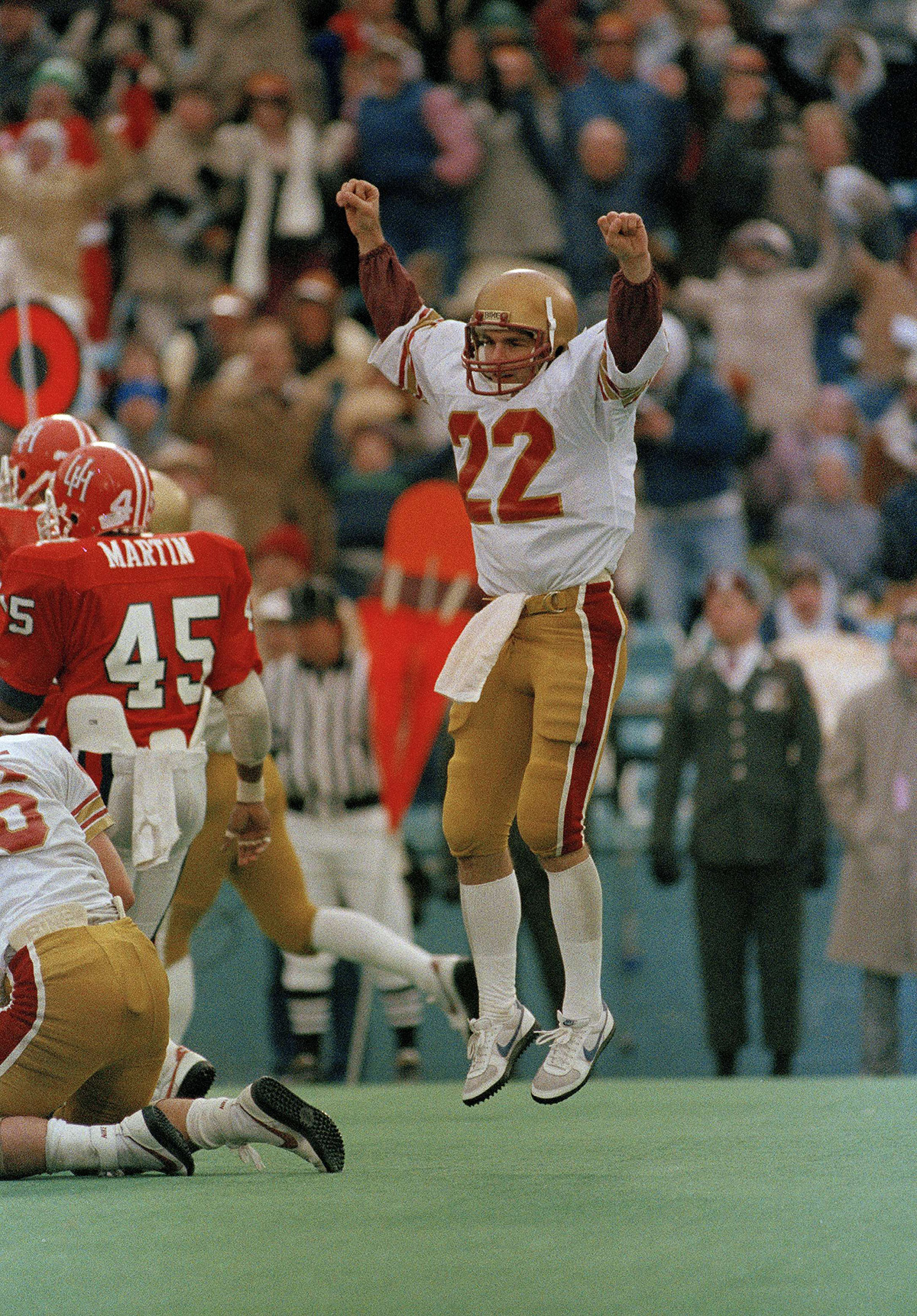 buy popular 9095b 7d05e Catching Up with Boston College Football Legend Doug Flutie