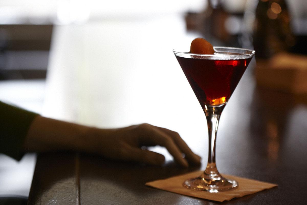 No. 9 Park cocktail