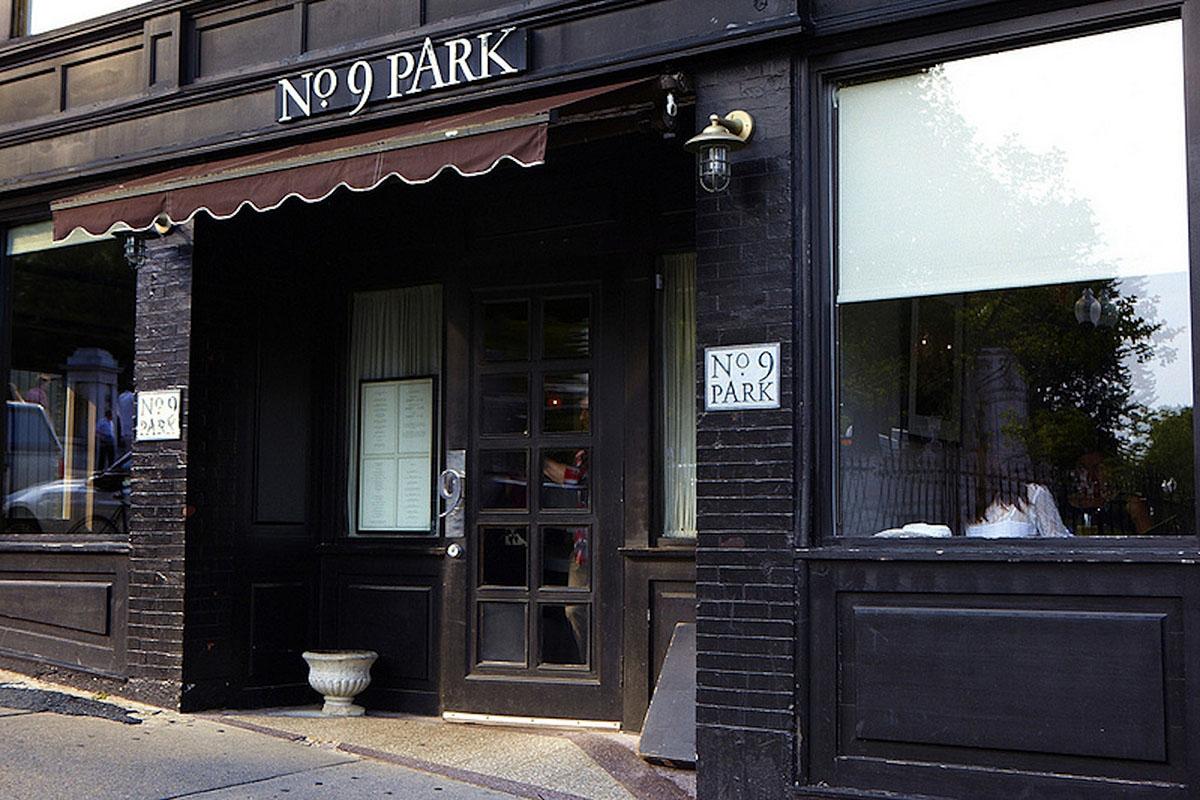 No. 9 Park exterior
