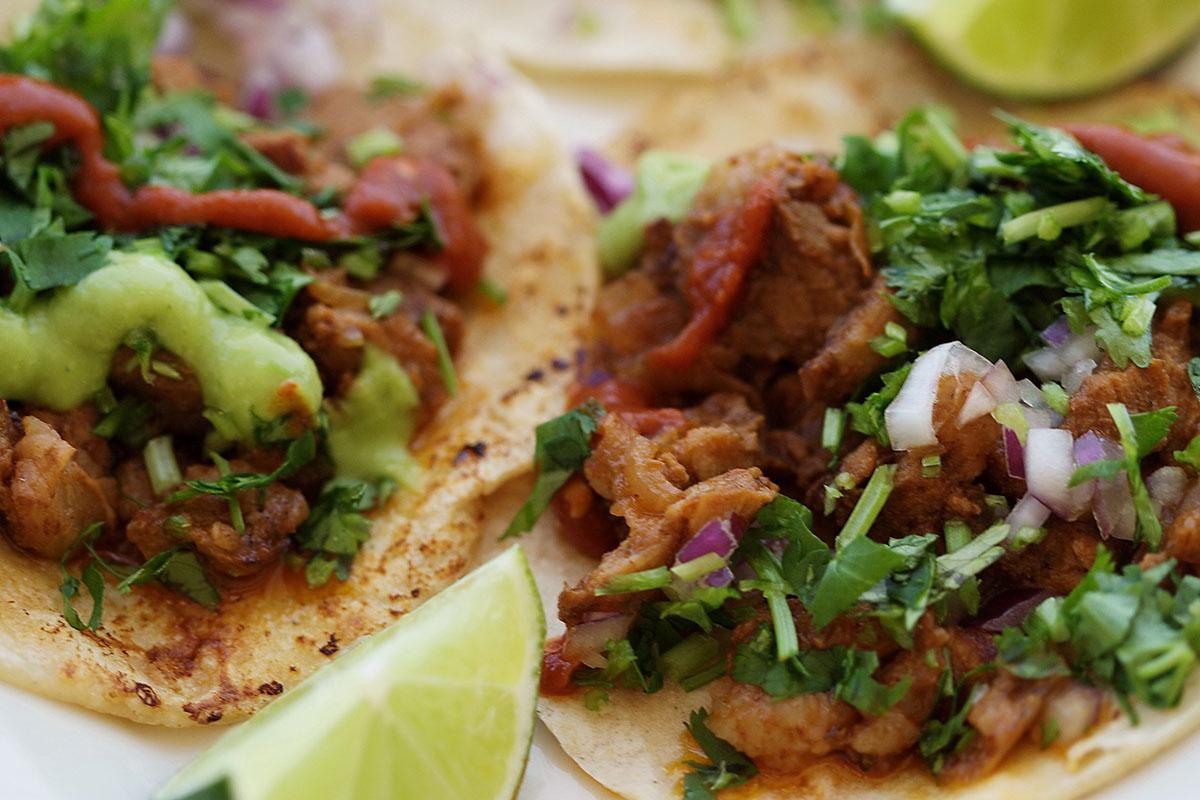 Anna's Tacos Al Pastor