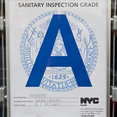 Boston restaurant inspection grades