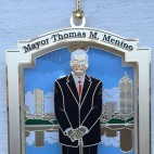 Tom Menino ornament sq