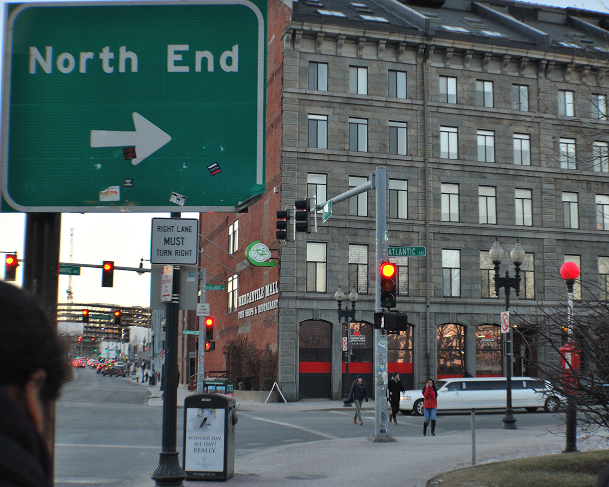 NORTH END BY