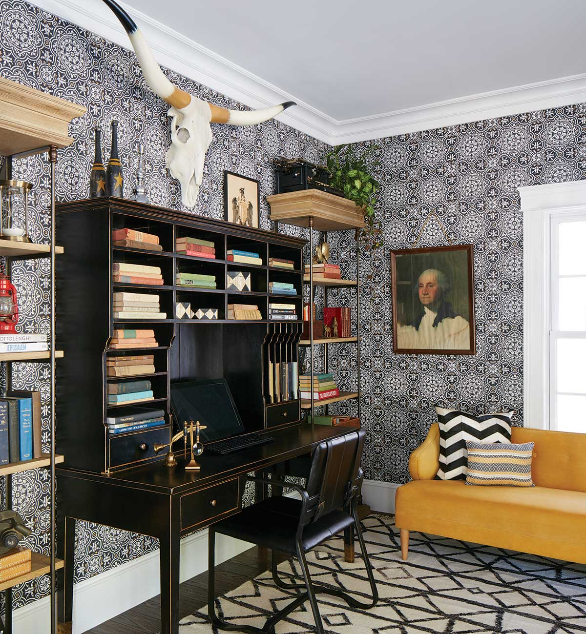 Jay Hajj home office design
