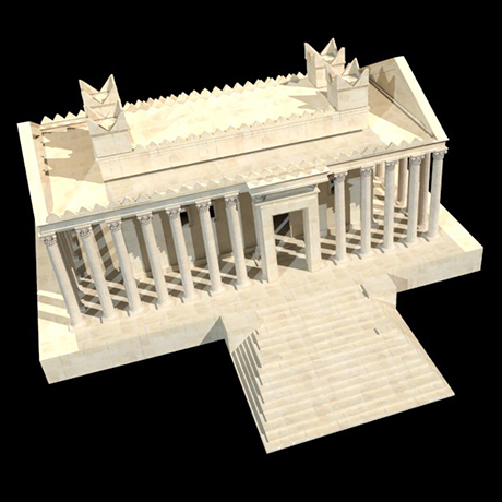 Temple of Bel reconstruction sq