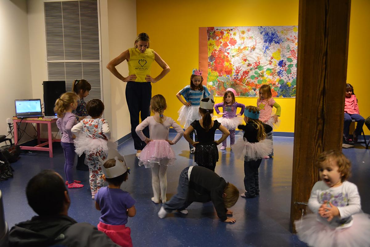 boston children's museum boston ballet