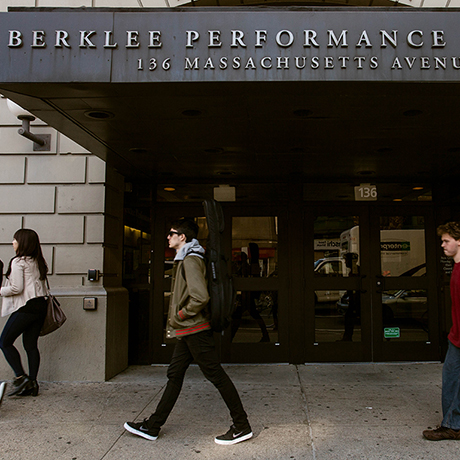 berklee performance center sq