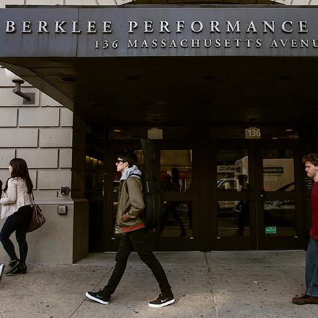 berklee performance center sq