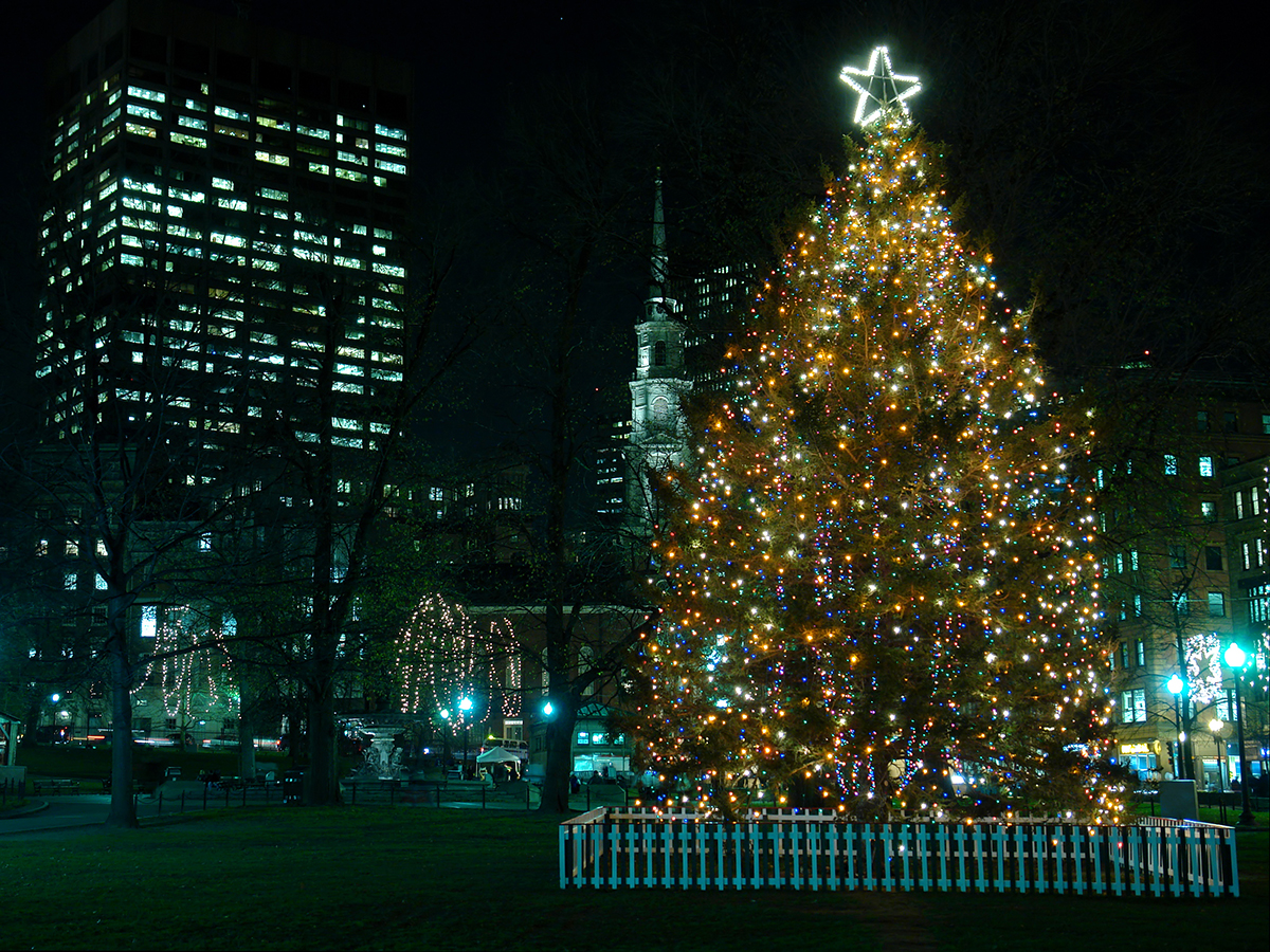 holiday events boston 2015