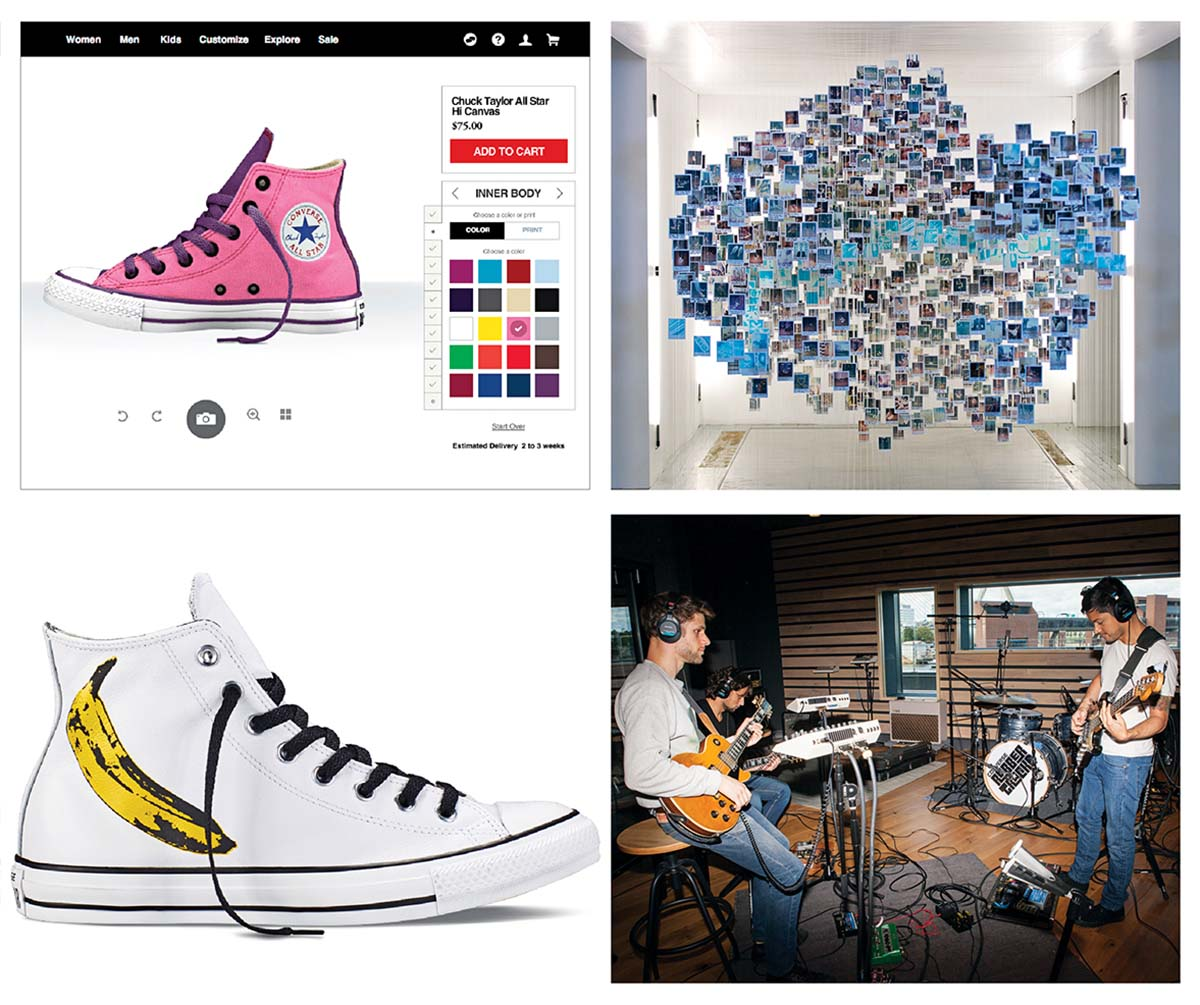 converse shoes headquarters