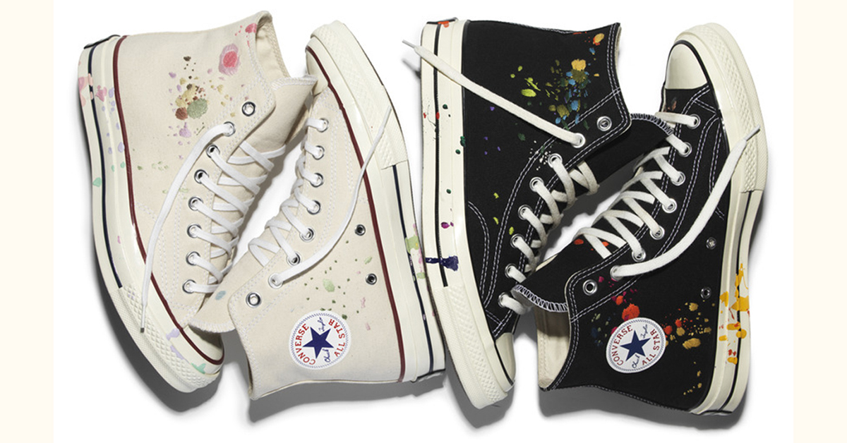 06a5db9d660d Converse Unveils an Artsy New Sneaker