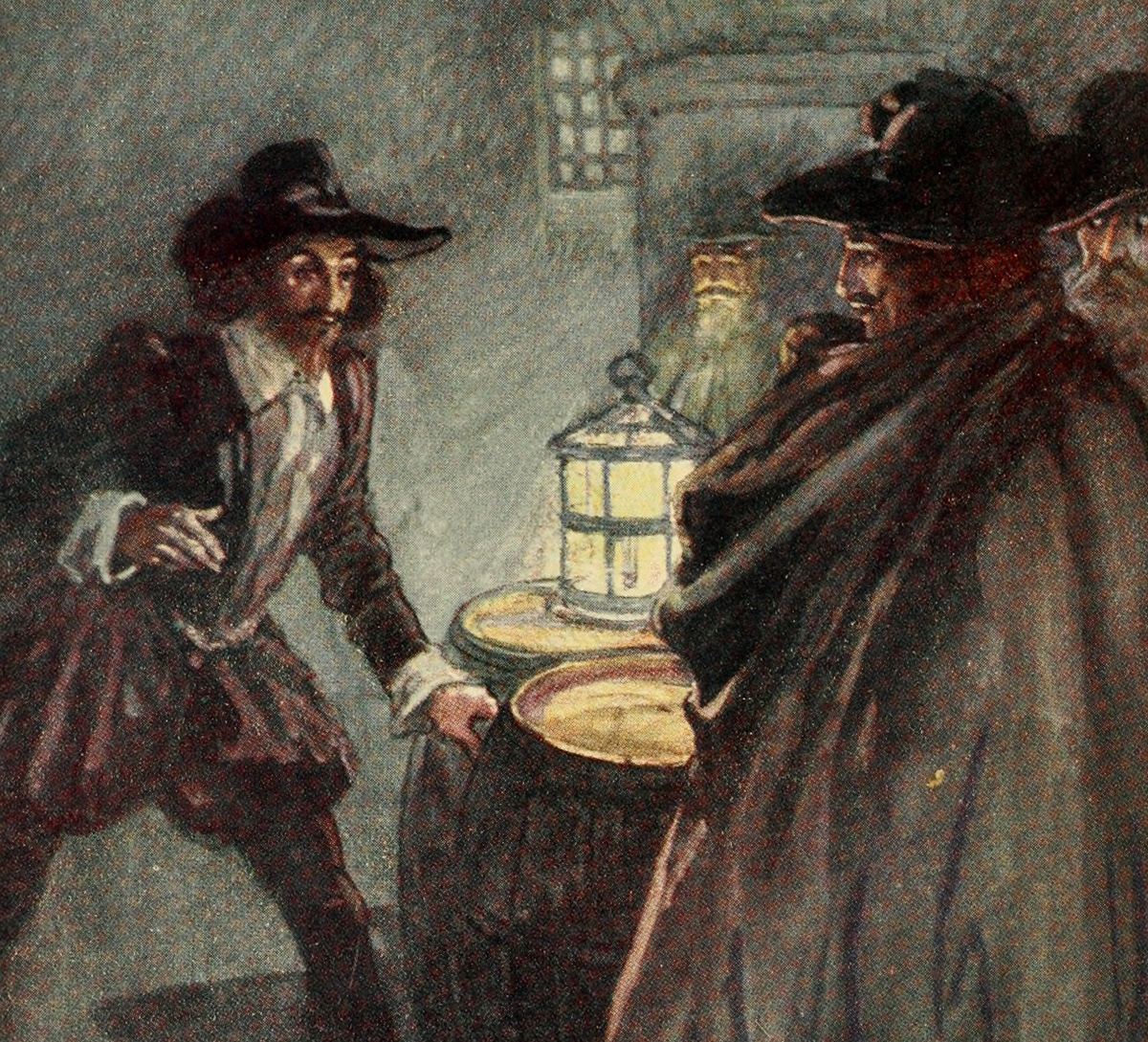 Throwback Thursday: Guy Fawkes Day In Early Boston