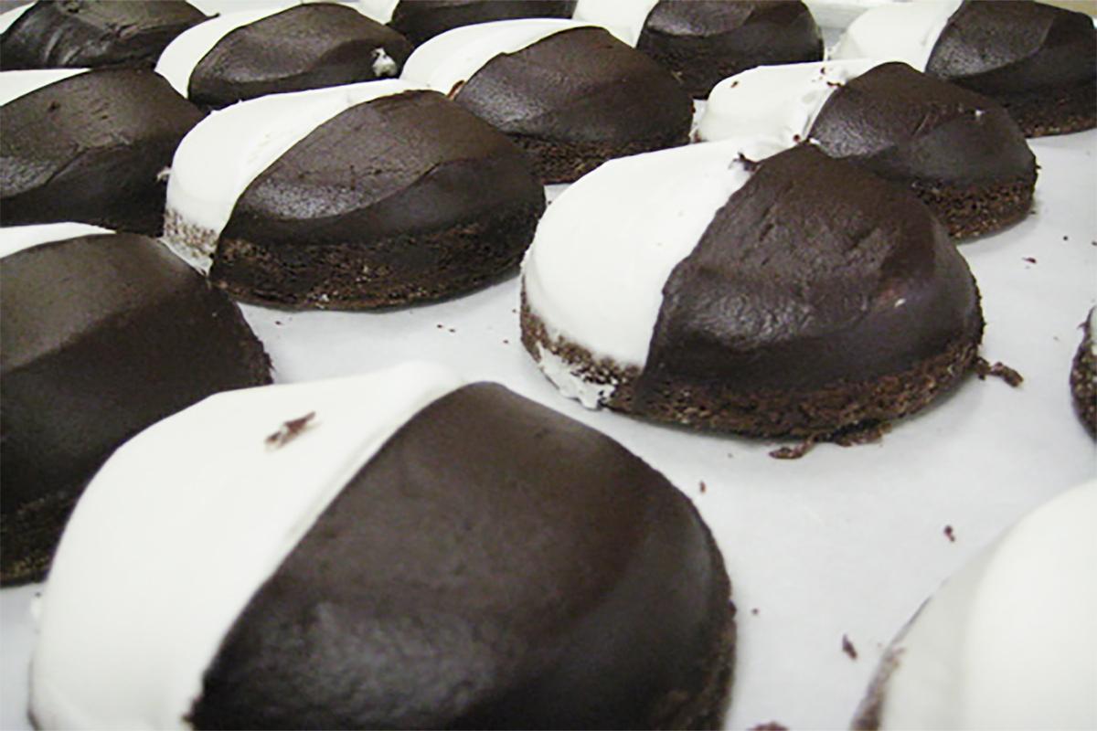 Half Moon Cookies at Lyndell's Bakery / Courtesy Photo