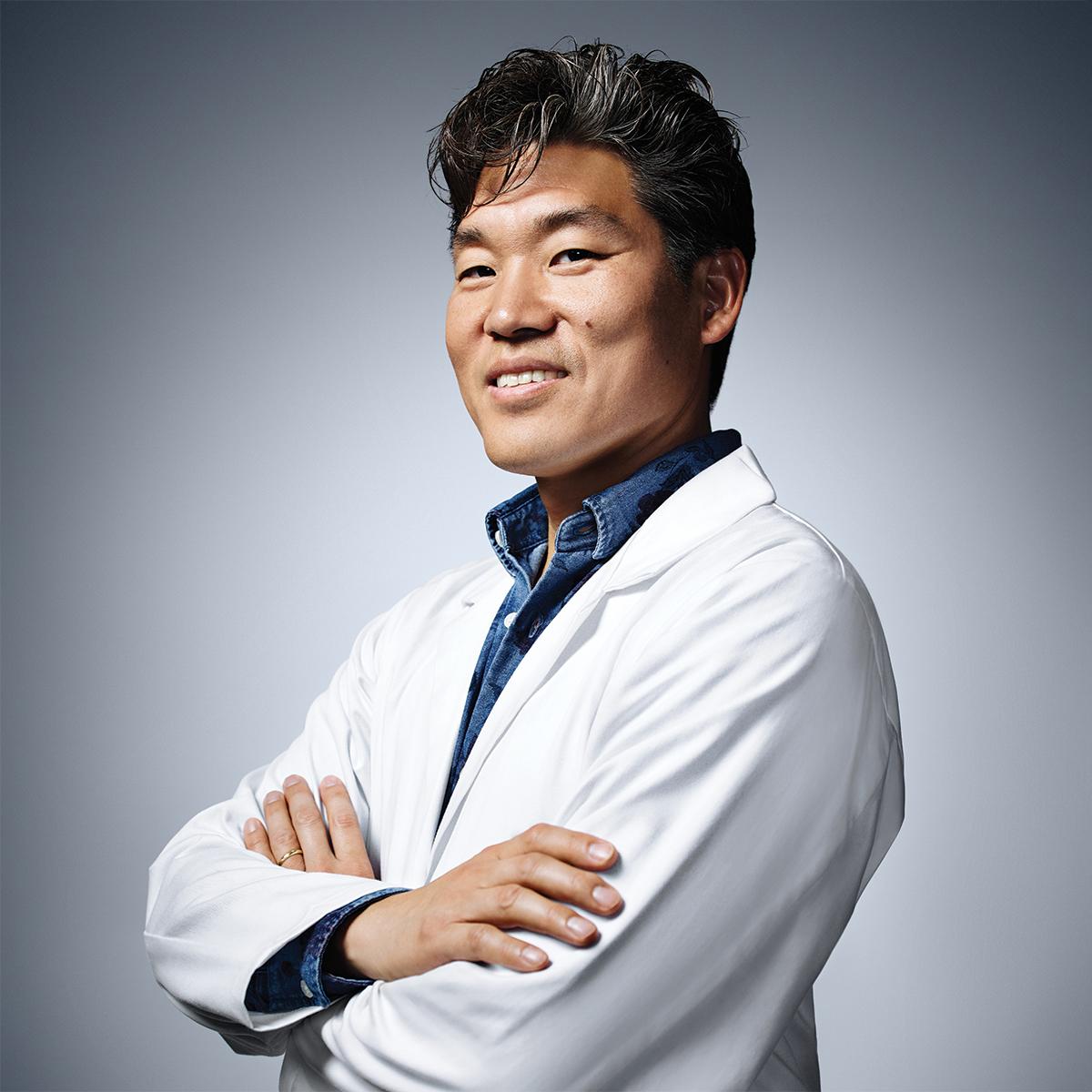 kj seung tuberculosis doctor north korea