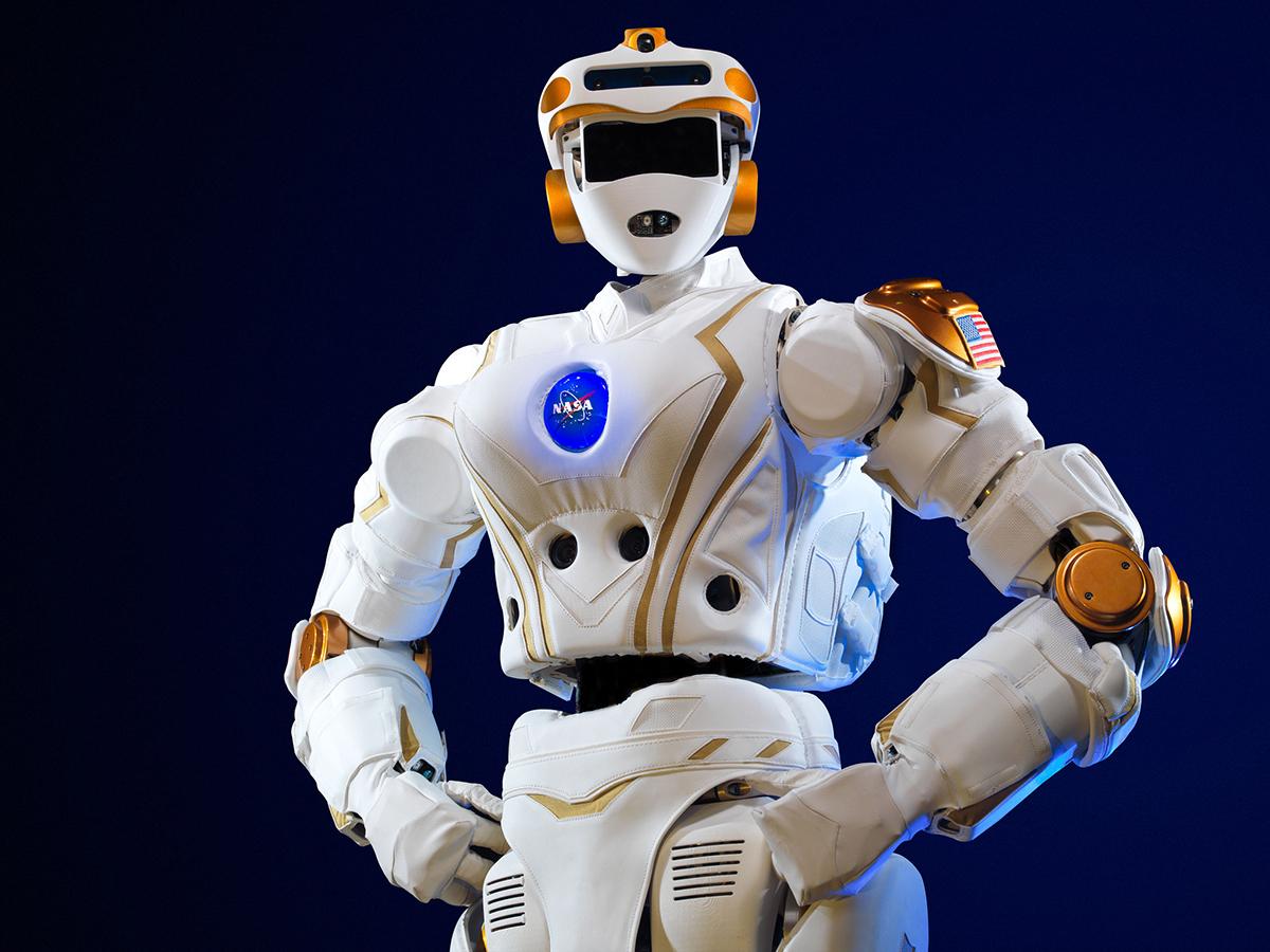 nasa humanoid robot MIT northeatern