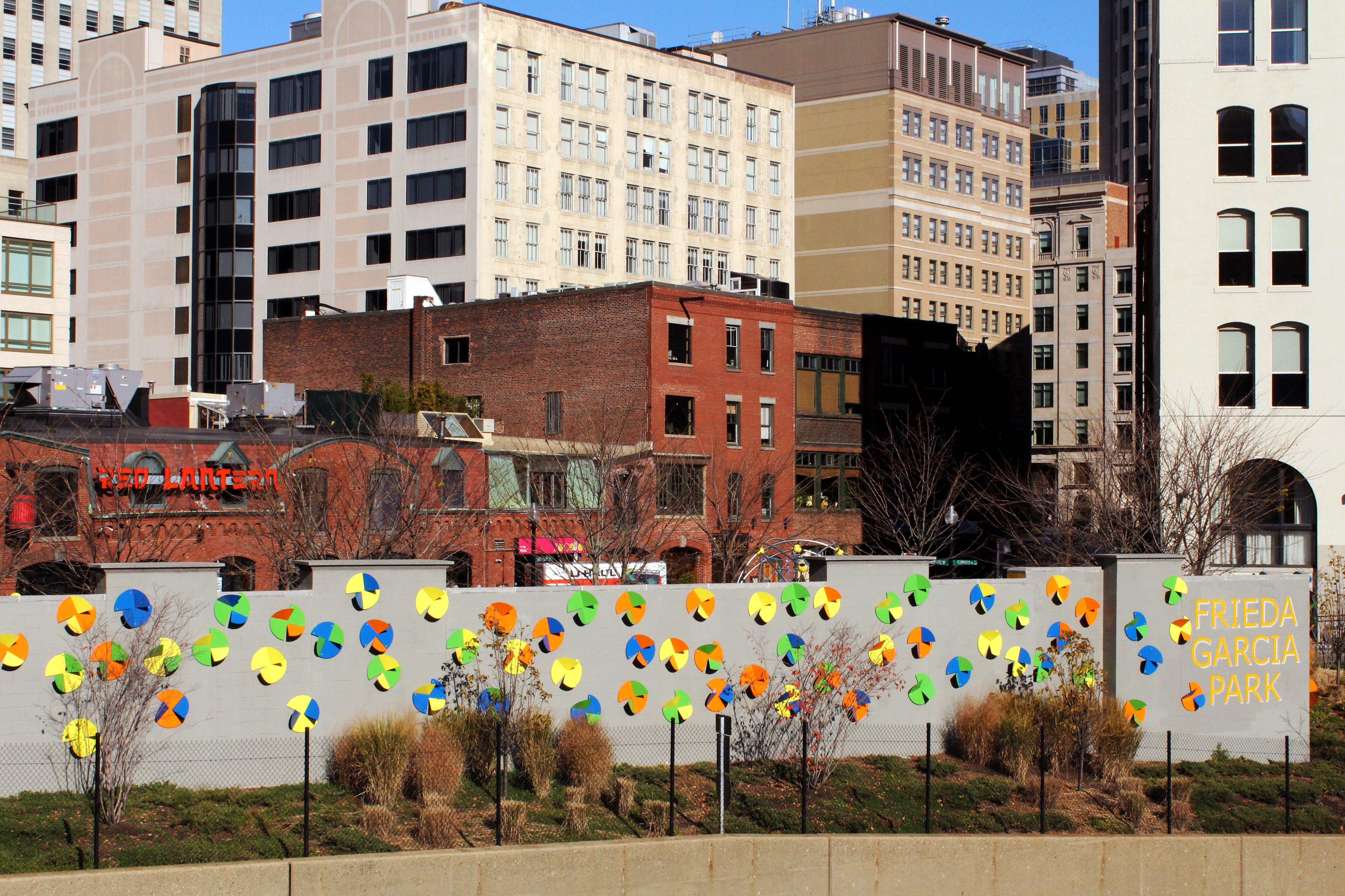 south end neighborhood public art