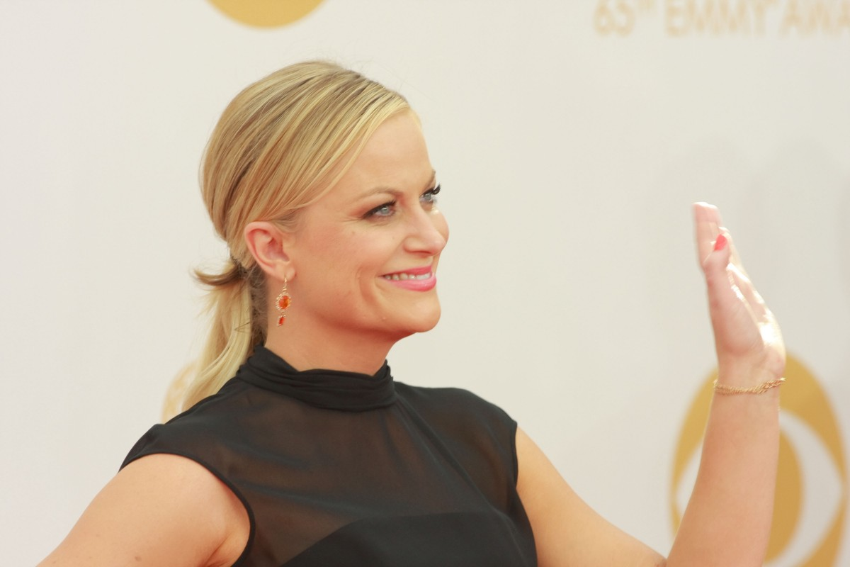 Amy Poehler Photo by Featureflash / Shutterstock.com