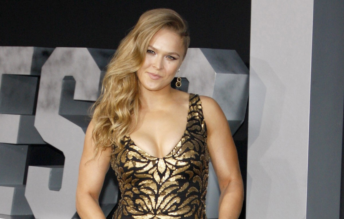 Ronda Rousey Photo by Tinseltown / Shutterstock.com