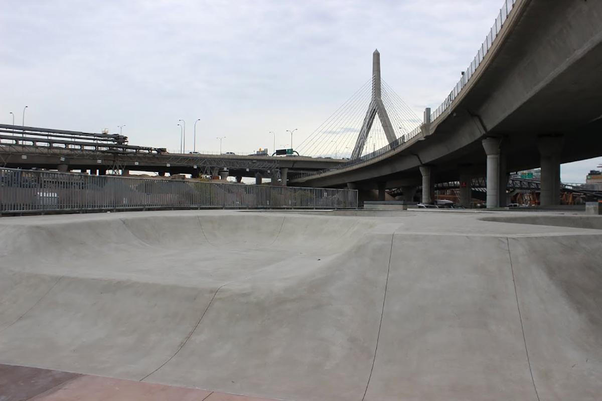 lynch family skatepark opening