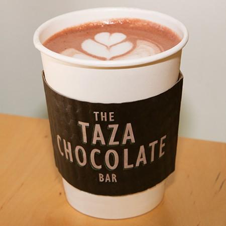 taza hot chocolate bar sq