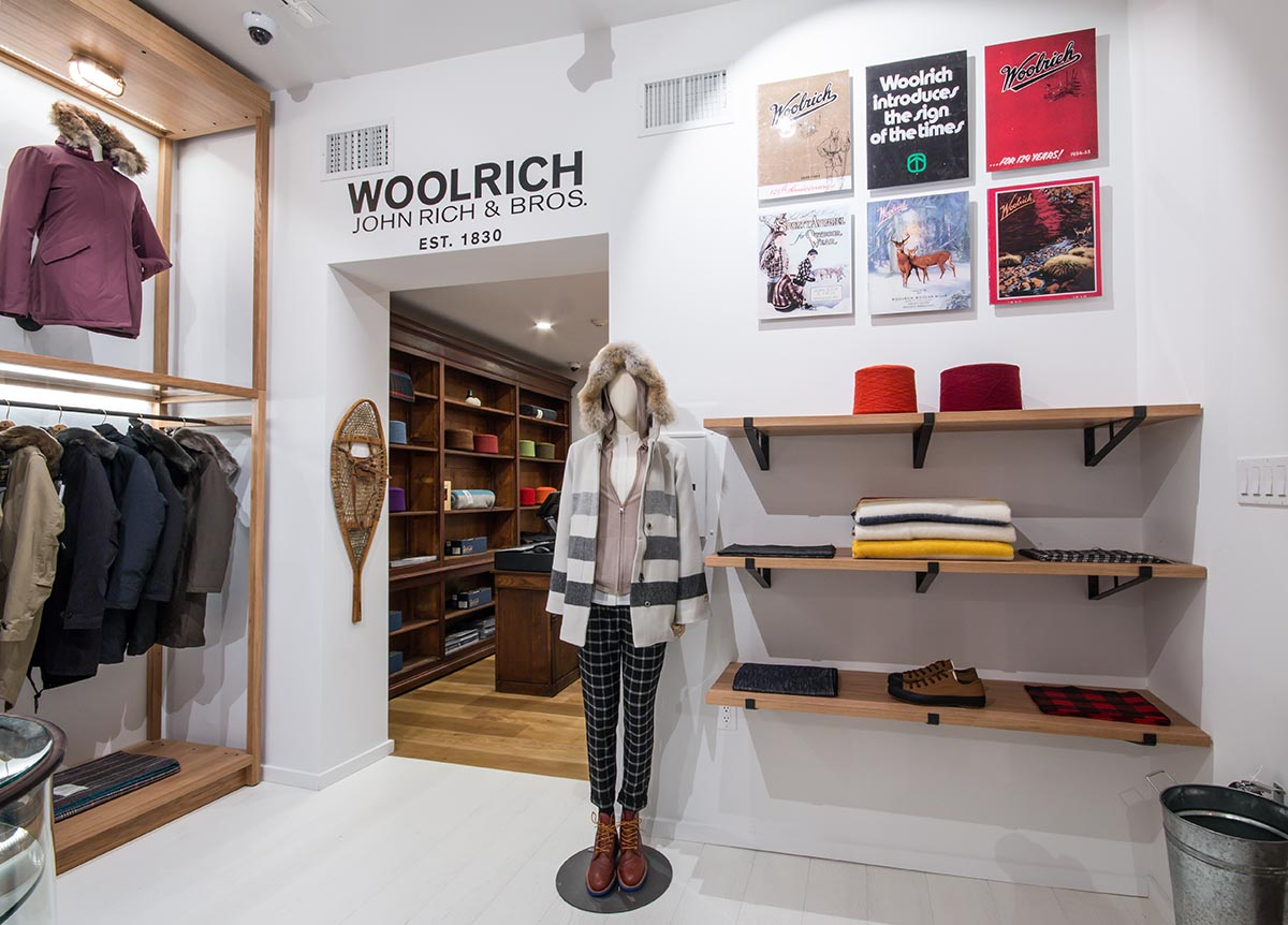 woolrich boston
