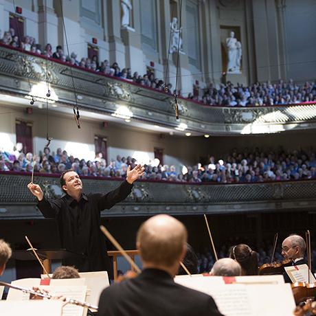 Andris Nelsons-Boston Symphony Orchestra PHotography: Marco Borggreve
