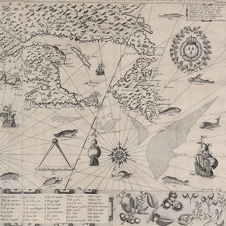 Champlain map sq