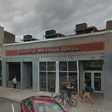 Chipotle Cleveland Circle