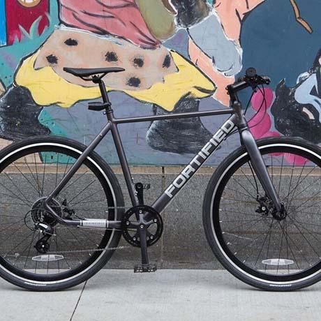 Fortified Bike 1